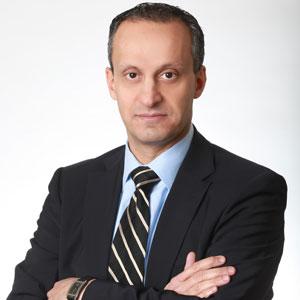 Behz Naini, VP, Giesecke & Devrient Systems Canada, Inc.