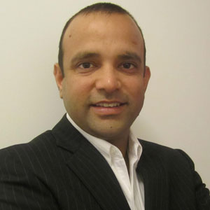 Prateek Sinha, Associate Partner – Retail, CPG and Logistics, Infosys