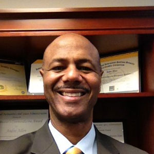 Andre' Allen, CISO, City of Houston