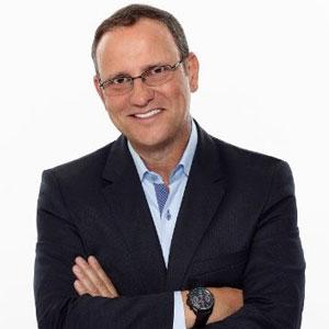 Jerry Flasz, SVP/ CIO, Coty