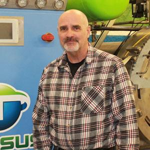 Steve Madsen, CTO, Tersus Solutions, CO2 Nexus