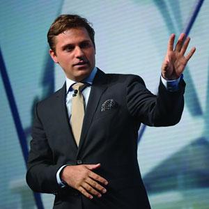 Pascal Kaufmann, CEO and Founder, Starmind International AG