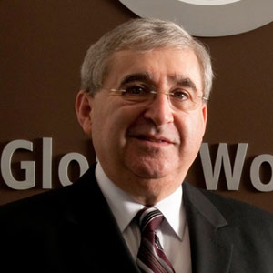 Steve Ginsburgh, SVP & HR, Universal Weather and Aviation
