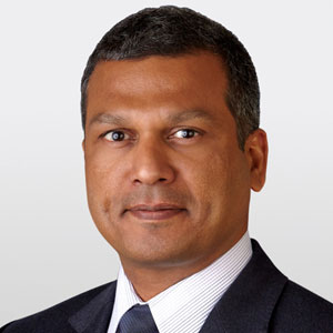 Dru Rai, CIO, Axalta Coating Systems