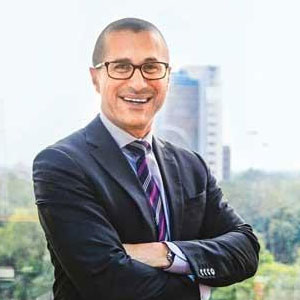 Anthony Abbatiello, Managing Director, Global Head of HR Consulting, Accenture Strategy