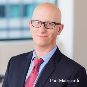 Phil Matricardi, Manager-Business Consulting, Sapient Global Markets