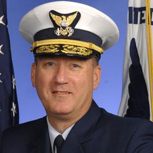 Robert E Day, CIO, Coast Guard
