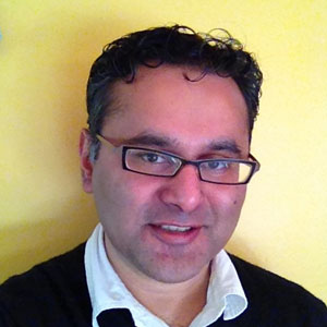 Vin Sharma, Director, Strategic Planning & Marketing, Big Data Analytics, Intel Corporation