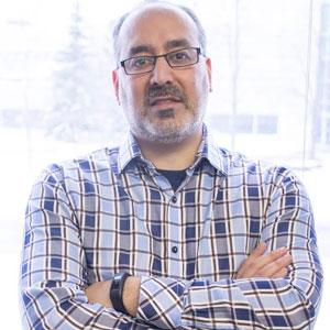 Mehdi Nezarati, COO, Esna