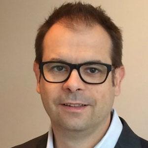 Francois Estellon, VP-IT, Gardner Denver
