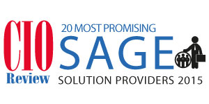 20 Most Promising Sage Solution Providers 2015