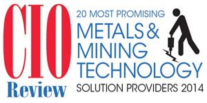 Metals and Mining Technology Solution Providers
