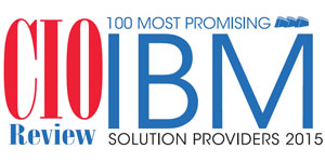 100 Most Promising IBM Solution Providers 2015