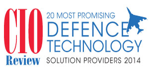 20 Most Promising Defense Technology Solution Providers 2014