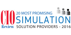 20 Most Promising Simulation Solution Providers 2016