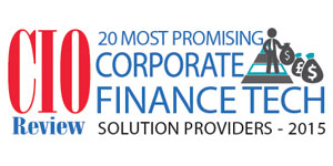 20 Most Promising Corporate Finance Tech Solution Providers 2015