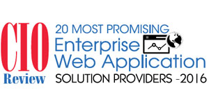 20 Most Promising Enterprise Web Application Solution Providers 2016