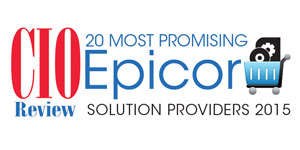 20 Most Promising Epicor Solutions Providers 2015