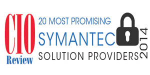 20 Most Promising Symantec Solution Providers 2014