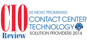 20 Most Promising Contact Center Technology Solution Providers 2014