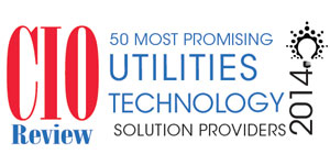 50 Most Promising Utilities Technology Solution Providers 2014