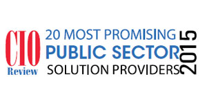 20 Most Promising Public Sector Solution Providers 2015