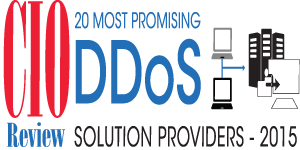 20 Most Promising DDoS Solution Providers 2015