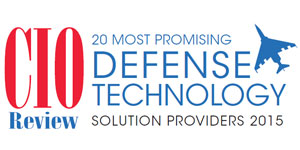 20 Most Promising Defense Technology Solution Providers 2015