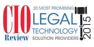 20 Most Promising Legal Technology Solution Providers 2015