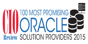 100 Most Promising Oracle Solutions Providers 2015