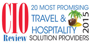 20 Most Promising Travel and Hospitality Technology Solution Providers 2015
