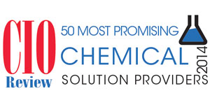 50 Most Promising Chemical Tech Solution Providers 2014