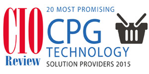 20 Most Promising CPG Technology Solution Providers 2015