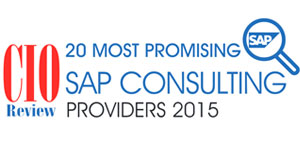 20 Most Promising SAP Consulting Providers 2015