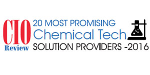 20 Most Promising Chemical Tech Solution Providers 2016