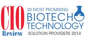 20 Most Promising CIO Biotechnology Solution Providers
