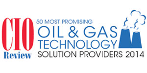 50 Most Promising Oil & Gas Technology Solution Providers 2014