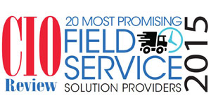 20 Most Field Service Solution Providers 2015