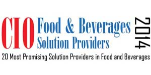 20 Most Promising  Food and Beverages Technology Solution Providers