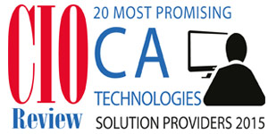 20 Most Promising CA Technology  Solution Providers 2015