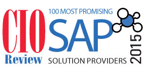 100 Most Promising SAP Solution Providers 2015