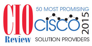 50 Most Promising Cisco Solution Providers 2015