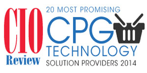 20 Most Promising CPG Technology Solution Providers 2014