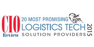 20 Most Promising Logistics Tech Solution Providers 2015