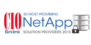 20 Most Promising NetApp Solution Providers 2015
