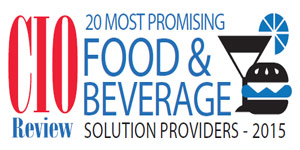 20 Most Promising Food and Beverages Technology Solution Providers 2015
