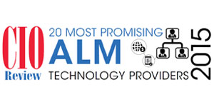 20 Most Promising ALM Technology Providers 2015