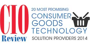 20 Most Promising Consumer Goods Technology Solution Providers 2014