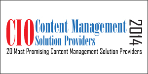 Top Content Management Solution Companies