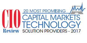 20 Most Promising Capital Markets Technology Solution Providers - 2017